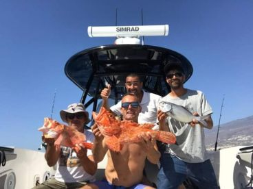 Canary Adventure Fishing Experience