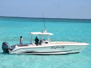 Infinity Private Charters 33ft