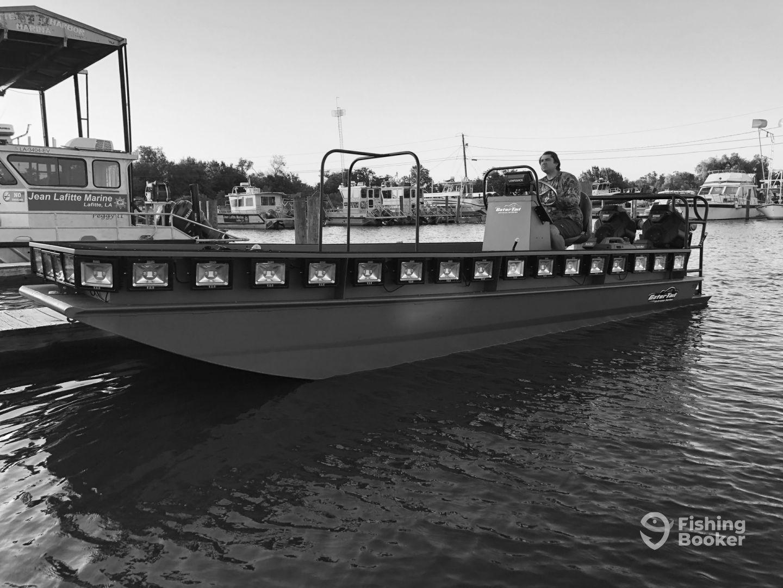 Southern Draw Bowfishing Charters