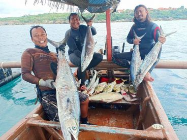 Black Pearl – Uluwatu Spearfishing
