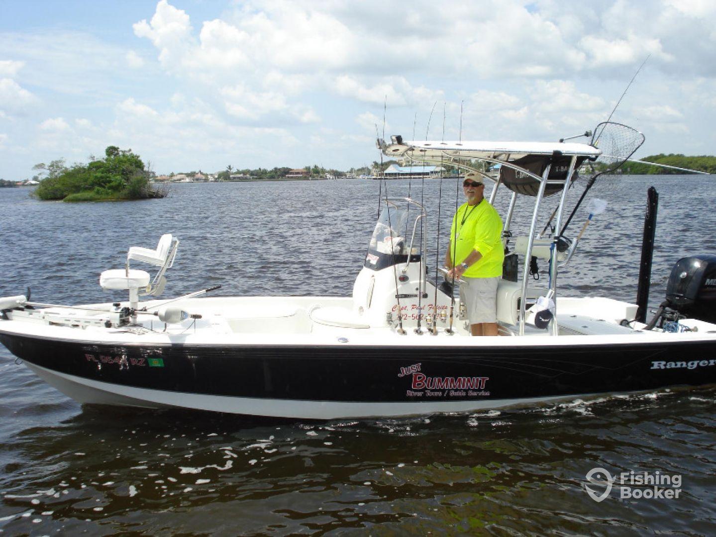 Just bumminit ranger boat vero beach fl fishingbooker for Vero beach fishing charters