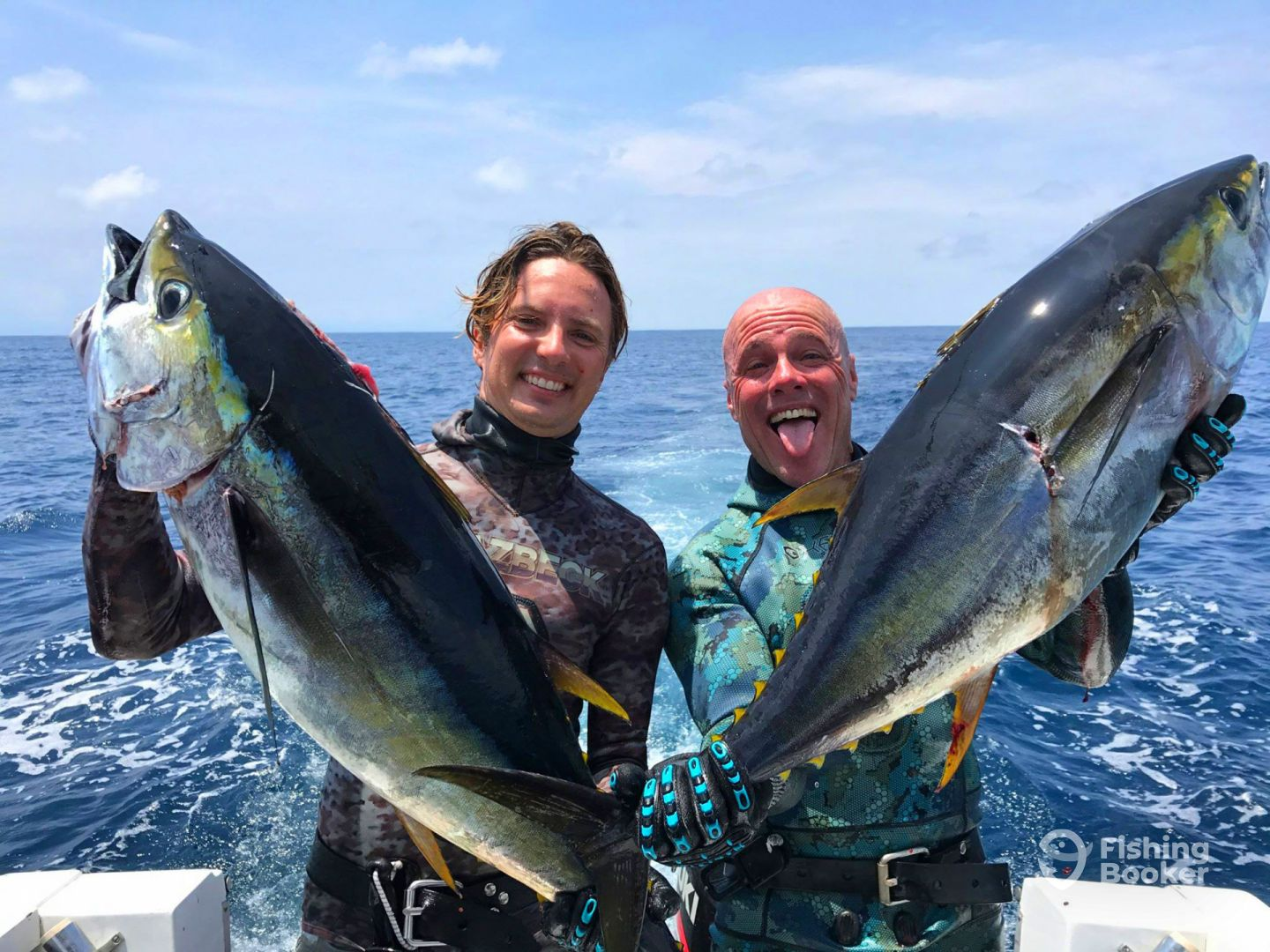 Vibert's Secret Spot – Surf & Fishing Charter