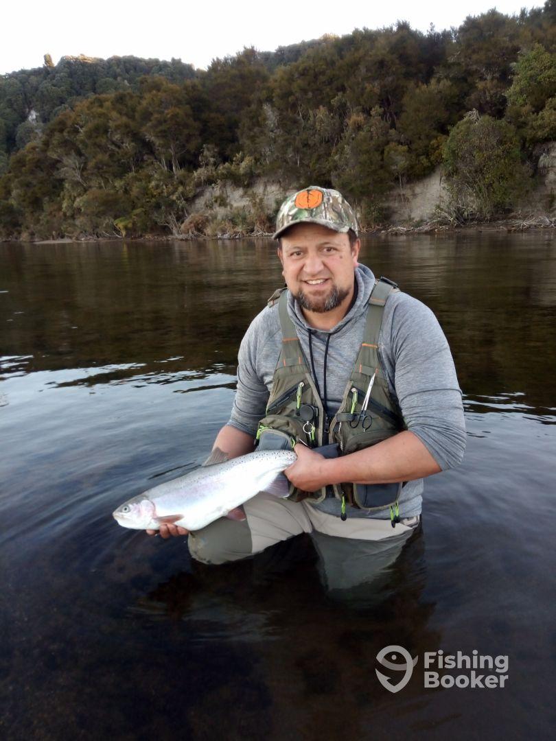Rotorua And Taupo Fly Fishing