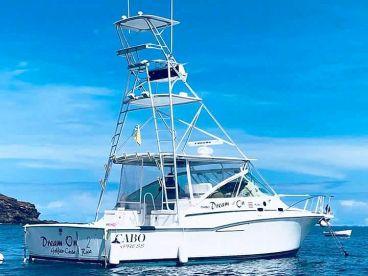 Dream On Sport Fishing – 35'