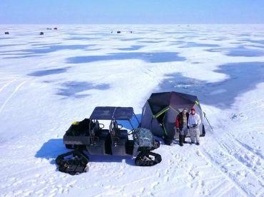 Walleye King – Ice Fishing