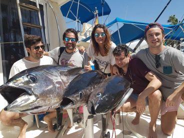 Raggie Fishing Tenerife