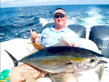 Fathom Fishing Charters – Riviera Beach