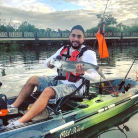 Kayak Fishing Puerto Rico