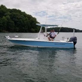 No Excuses Striper Fishing On Lake Lanier