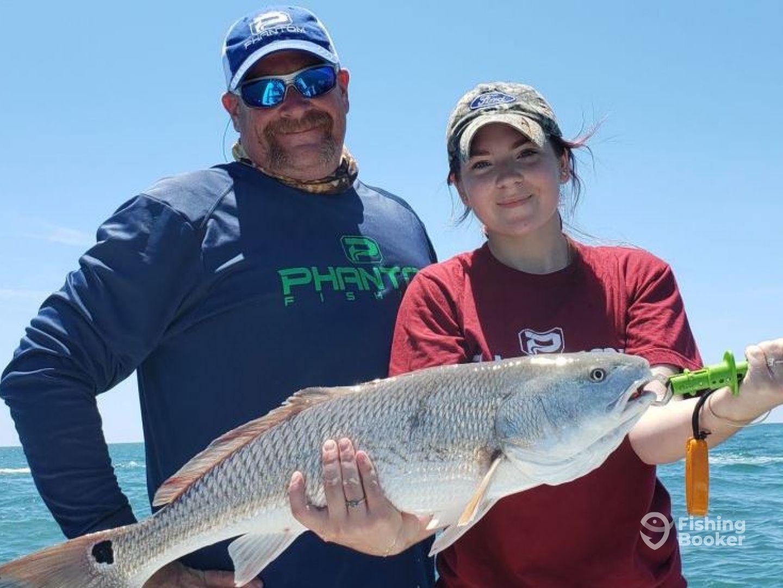 Captain dick's fishing myrtle beach
