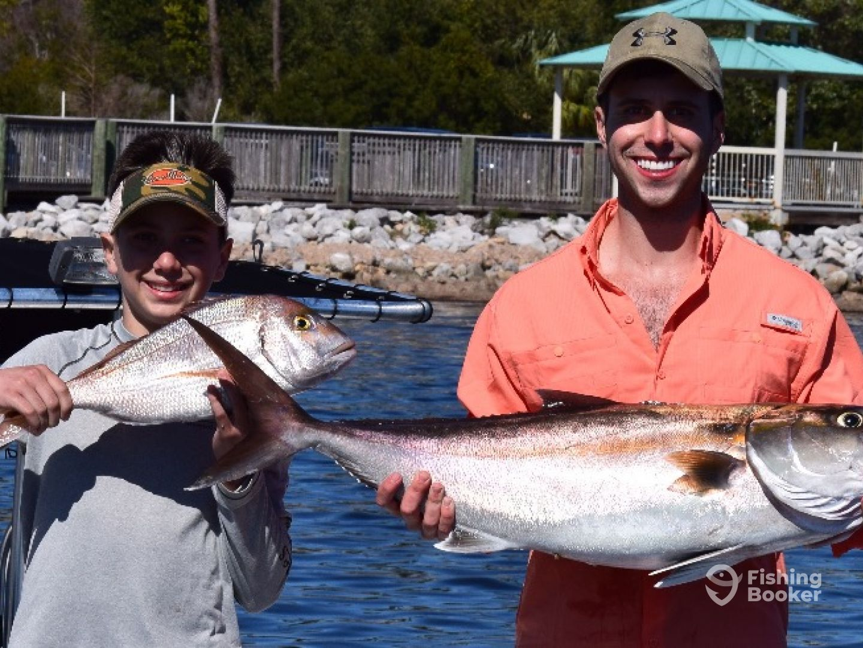 Grouper trooper fishing charters pensacola fl for Fishing charters pensacola