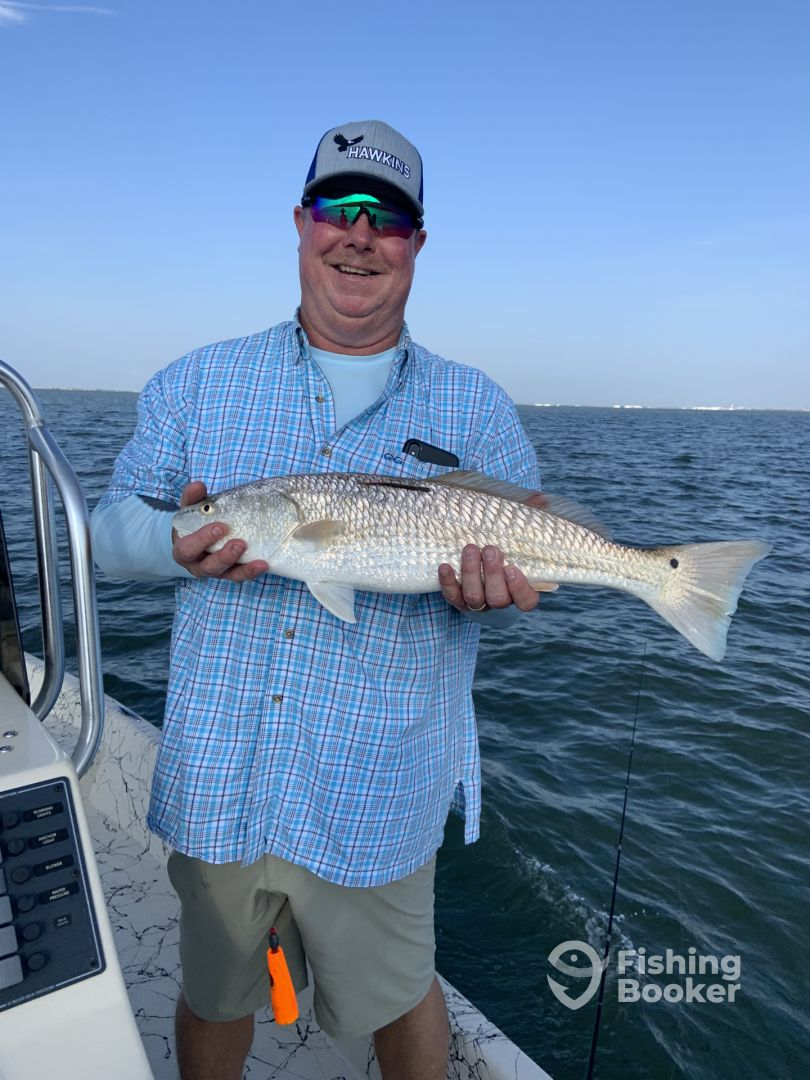 2019 star tournament tagged redfish