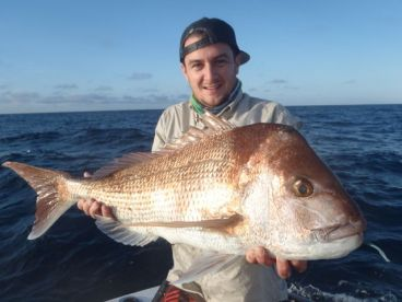 Smithys Fishing Charter - Capricorn