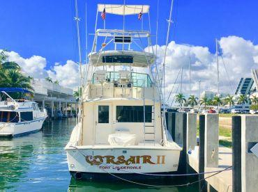 Corsair 2 Sportfishing Key West