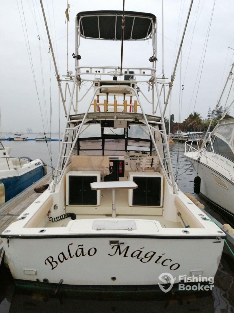 Rotian Fishing Charters II