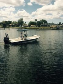 22ft Ranger 225 Suzuki - Two 10 Powerpole  Two live wells Plant of Shade