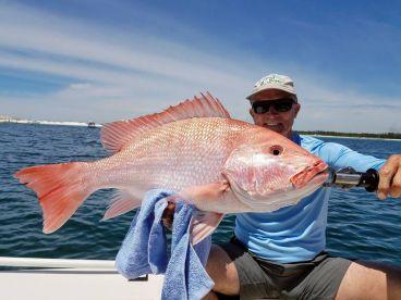 Gulf Breeze Fishing Charters – 21'