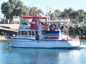 Rocky Point Fishing Services – 48'