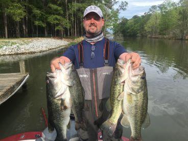 Bass Fishing With Brett