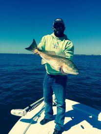 Pensacola bay redfi