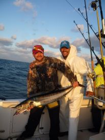 Nothing like catch your 1st wahoo!