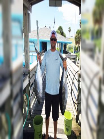 Springtime Blackfin Tuna