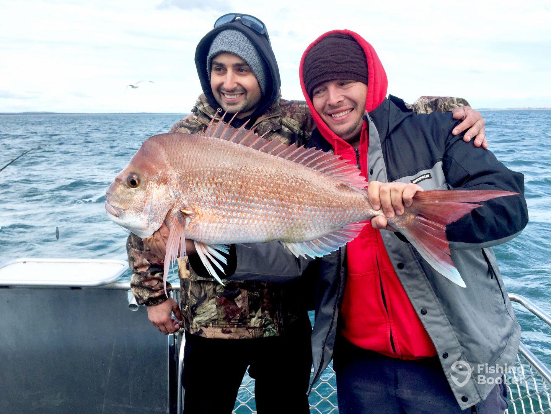 Westernport Fishing Charters – 50'
