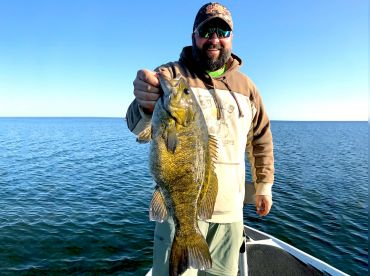 Professional Guide Service – Pickwick Lake