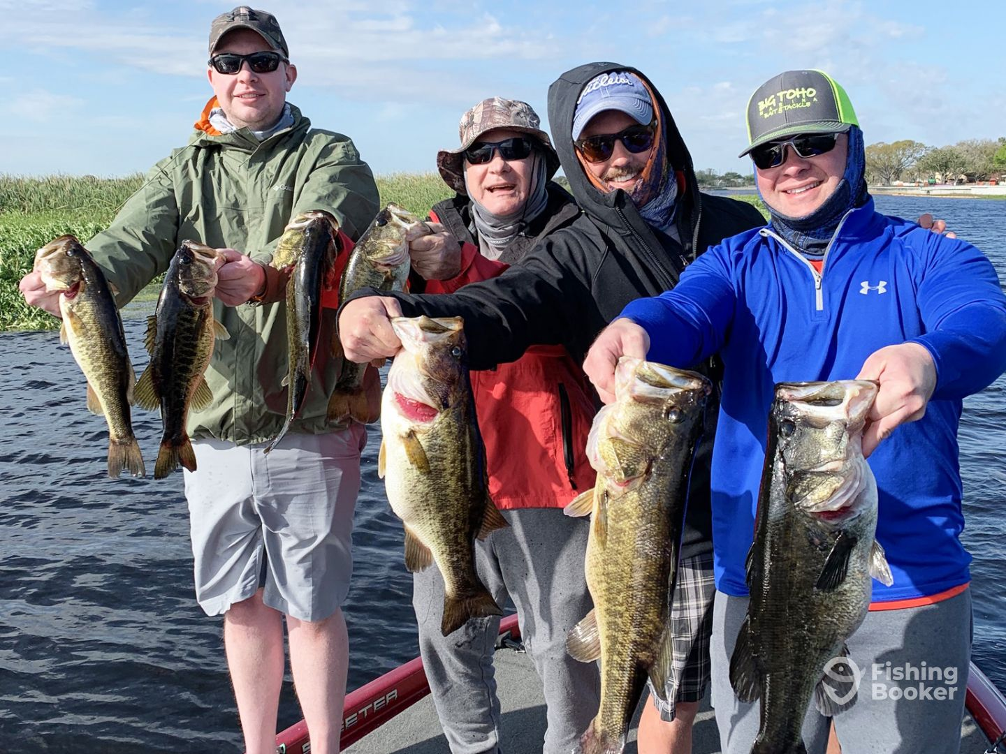 PS Bass Guide Services