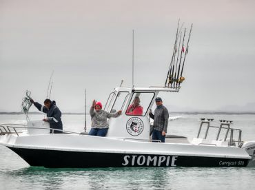 Cape Agulhas Fishing Charters