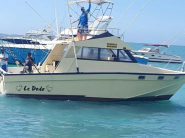 Le Dodo - Marlin Tours Mauritius, Trou Aux Biches