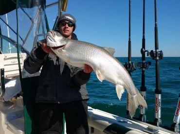 Pacifictime Sportfishing – Lake Ontario