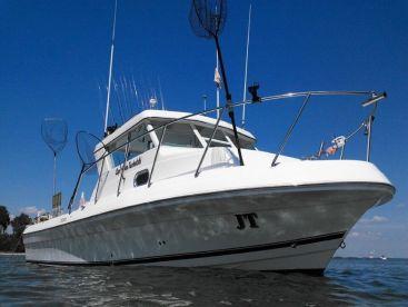 JT Sportfishing Charters, Port Clinton