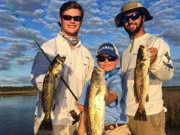 Great catch men!