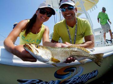Peter Miller Bass2Billfish fishing with YKnotFish.