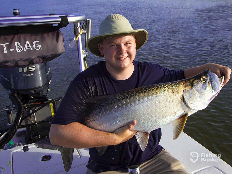 Great Tarpon Fishing
