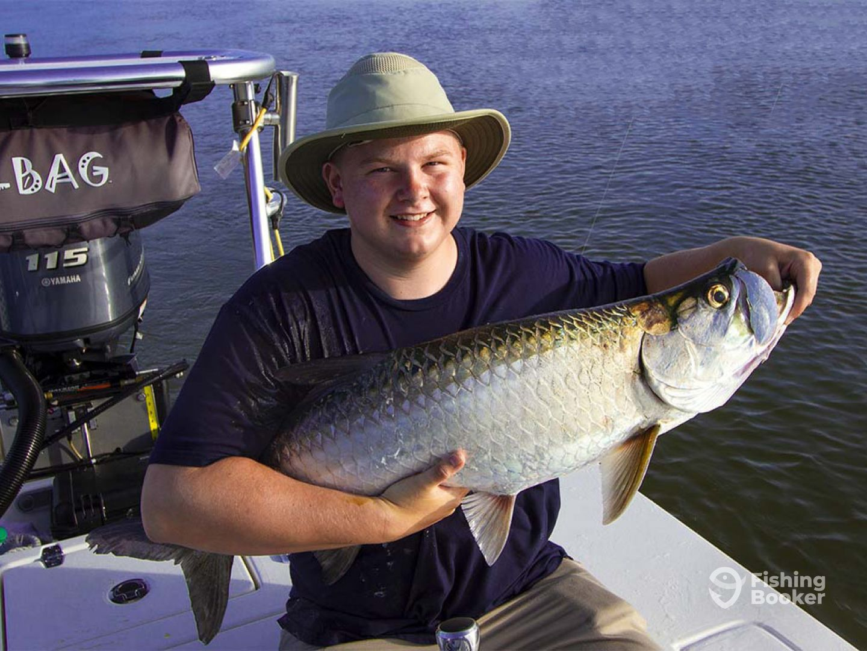 Tarpon Fishing Near Orlando and Disney
