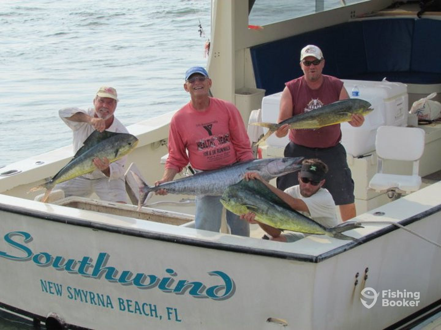 Southwind charters with freddie z new smyrna beach fl for New smyrna fishing charters