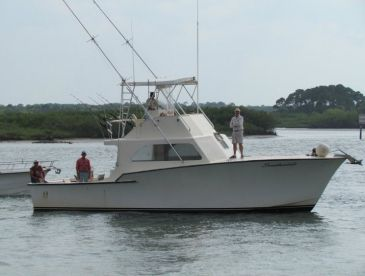 Southwind Charters with Freddie Z