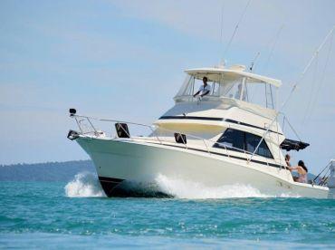 Magica Yacht Charter