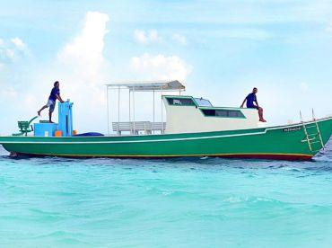 Fishing boat Laperla