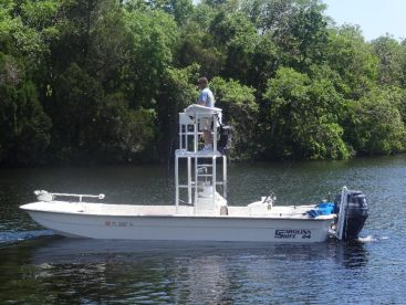 Affordable Florida Fishing, Yankee Town