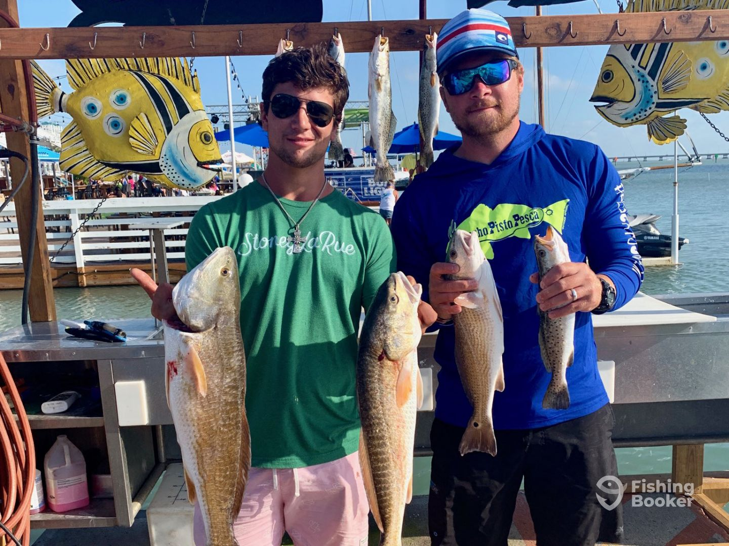 Dak's Private Fishing Charters (South Padre Island ...