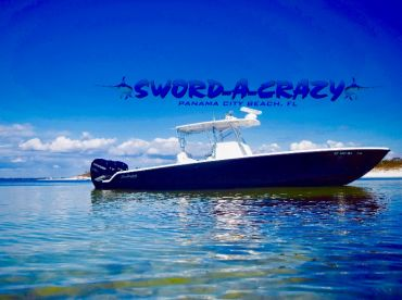 35ft Seahunter with Triple 300hp Mercury Verados