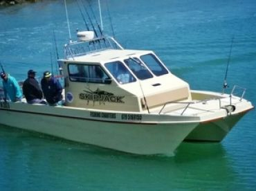 Smart Fishing Charters - Skipjack, Cape Town