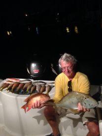 Good evening bottom fishing