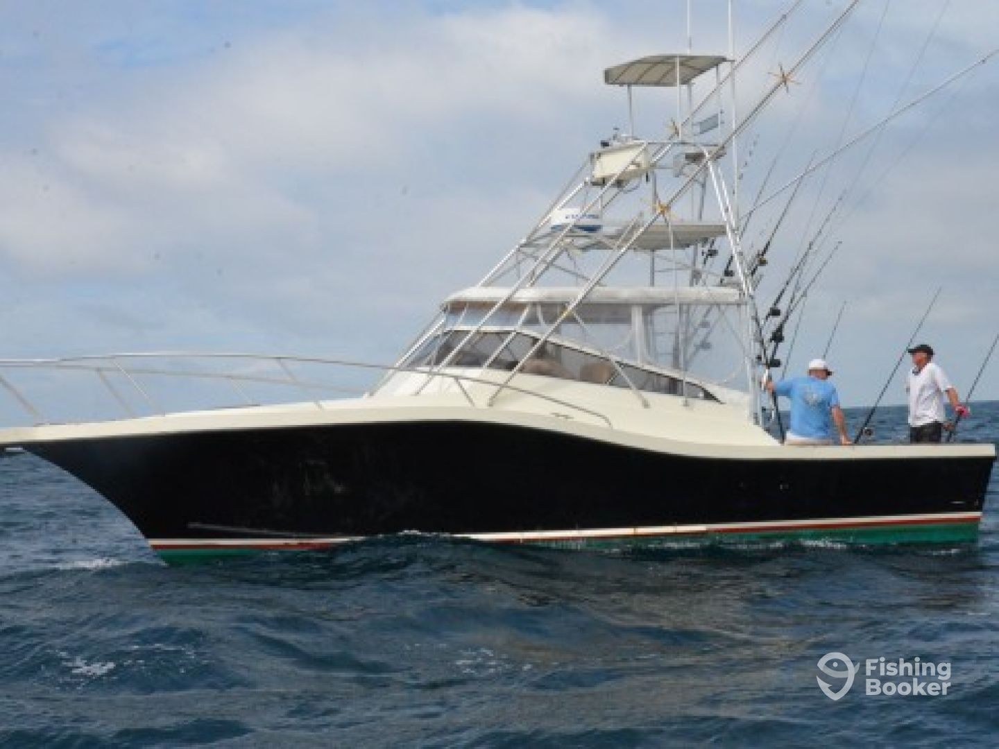 Pipe dream charters pipedream iii fernandina beach fl for Deep sea fishing daytona