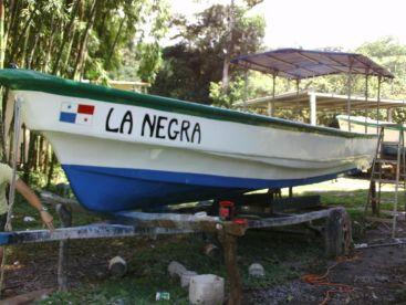 La Negra, Chiriqui