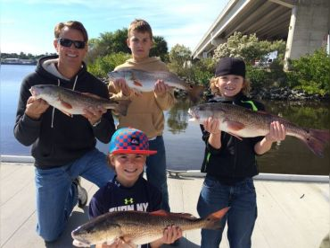 Com'N'Getit Fishing Charters, Ormond Beach