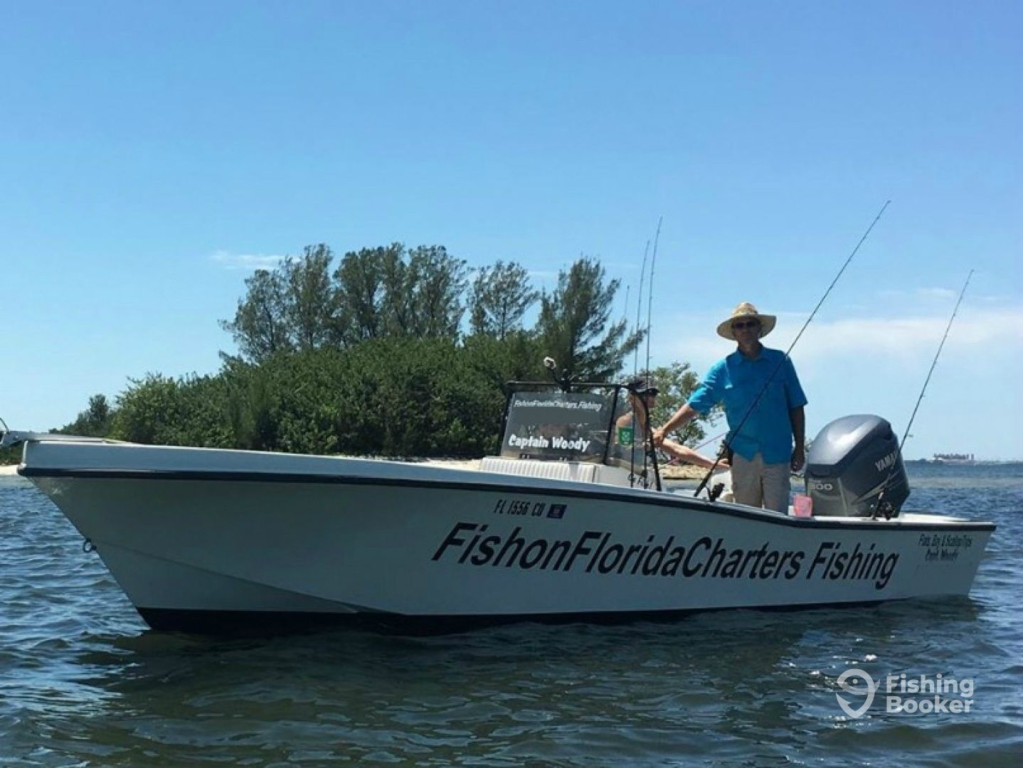 Fish on florida charters tampa fl fishingbooker for Florida fishing trips